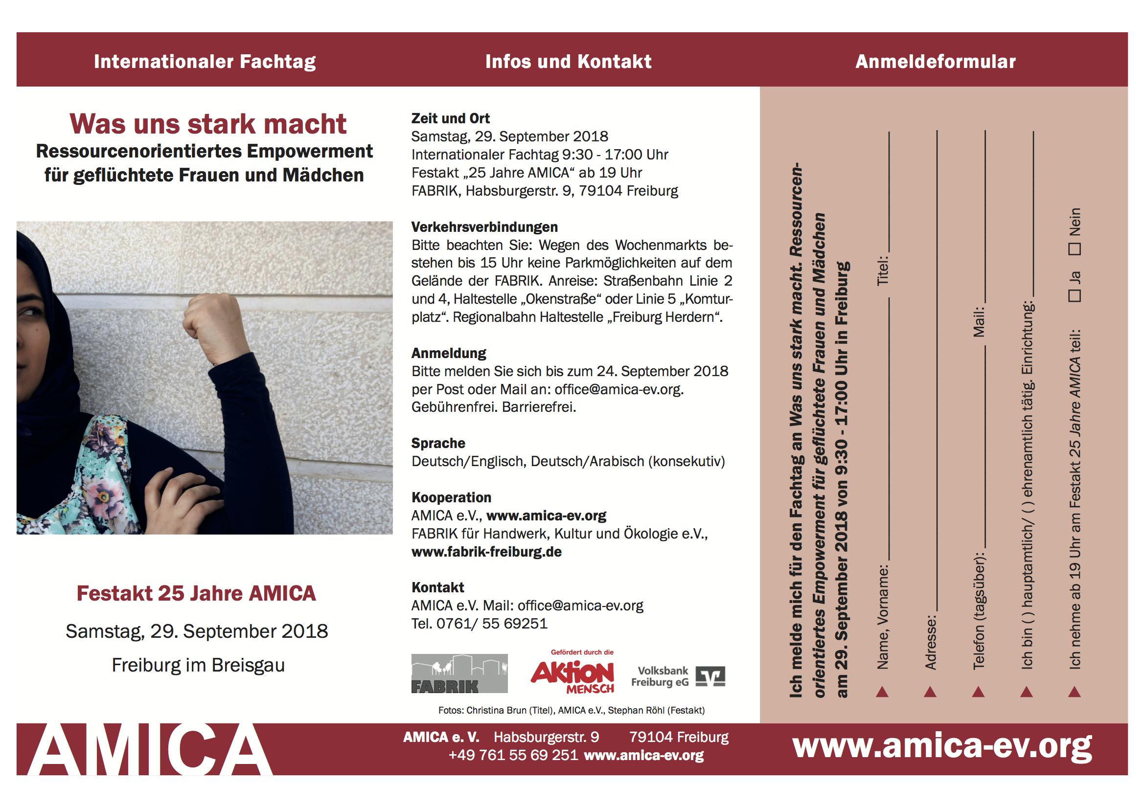 AMICA 1