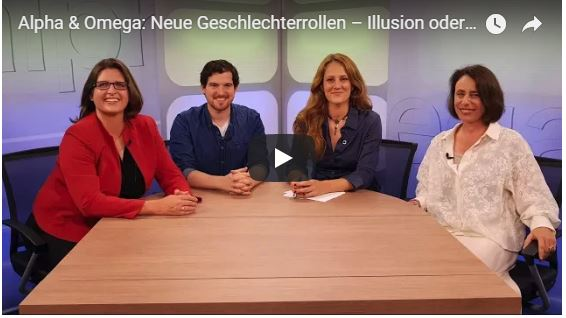 Alpha & Omega : Neue Geschlechterrollen - Illusion oder Wirklichkeit